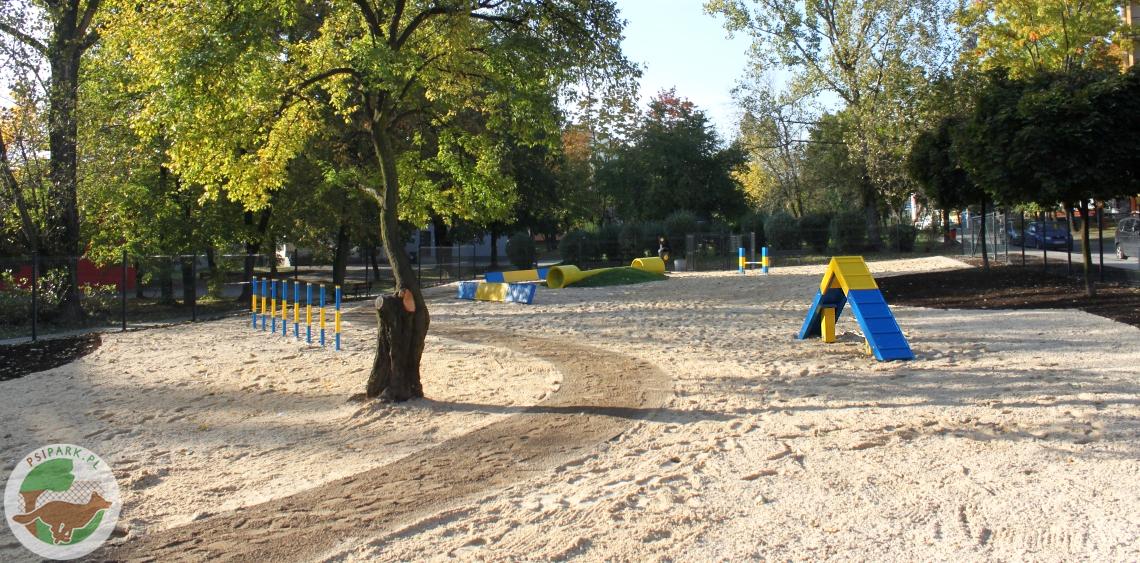 Wybieg dla psów Katowice Józefowiec Dog Park