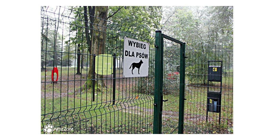 Wybieg dla psów Ustroń