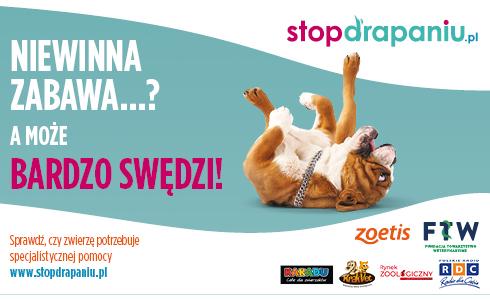 Stop Drapaniu - psiPARK.pl