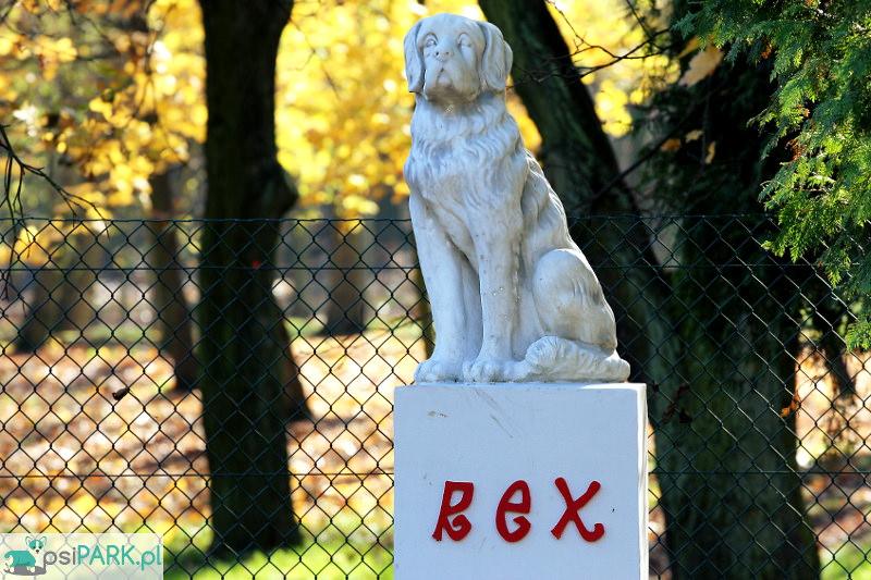 """""""Rexarium"""" Wybieg dla psów w Czeladzi w Parku Jordana, fot. www.psiPARK.pl"""
